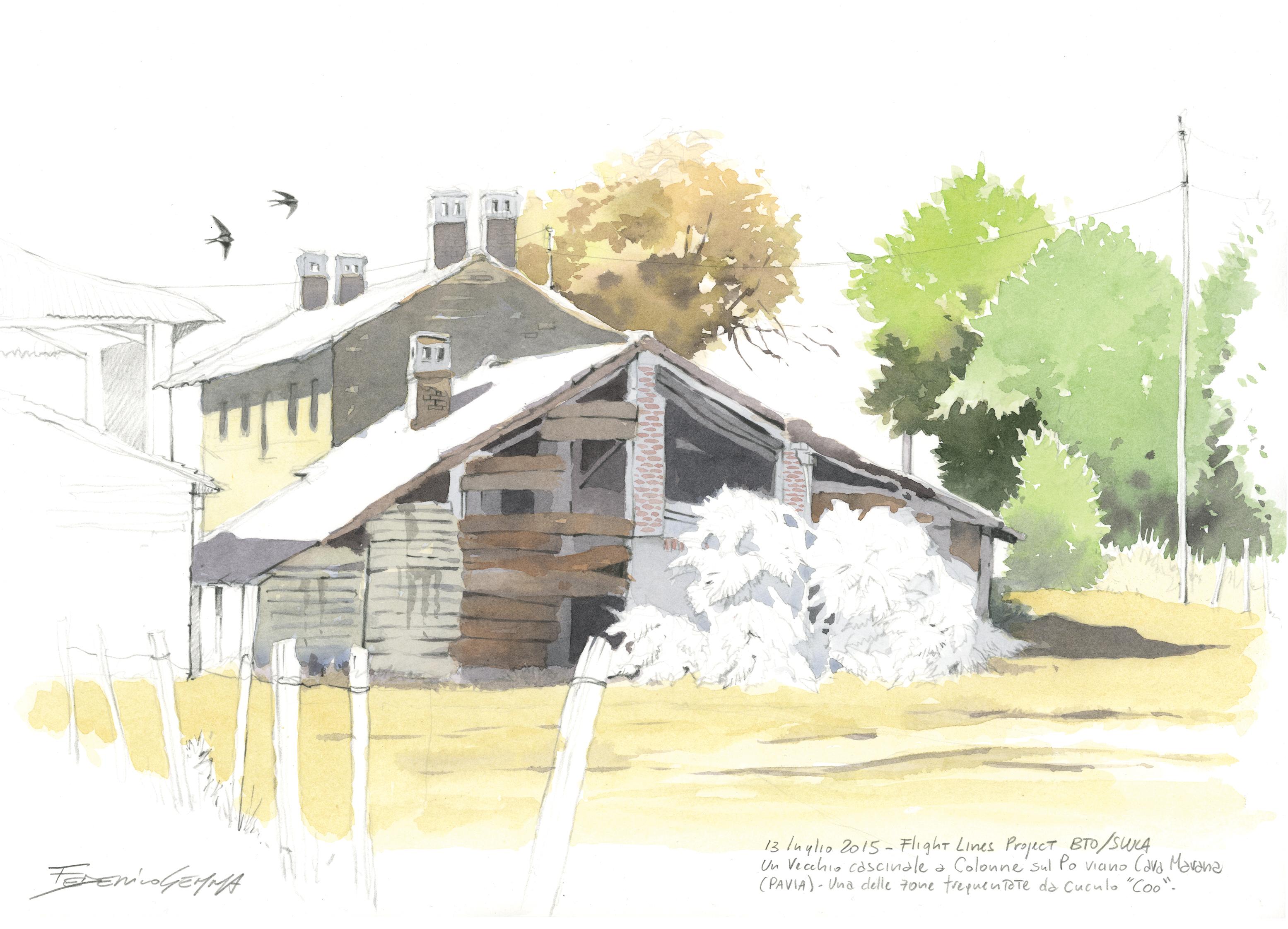 <p>Old farmhouse, Federico GemmaFederico Gemma</p>