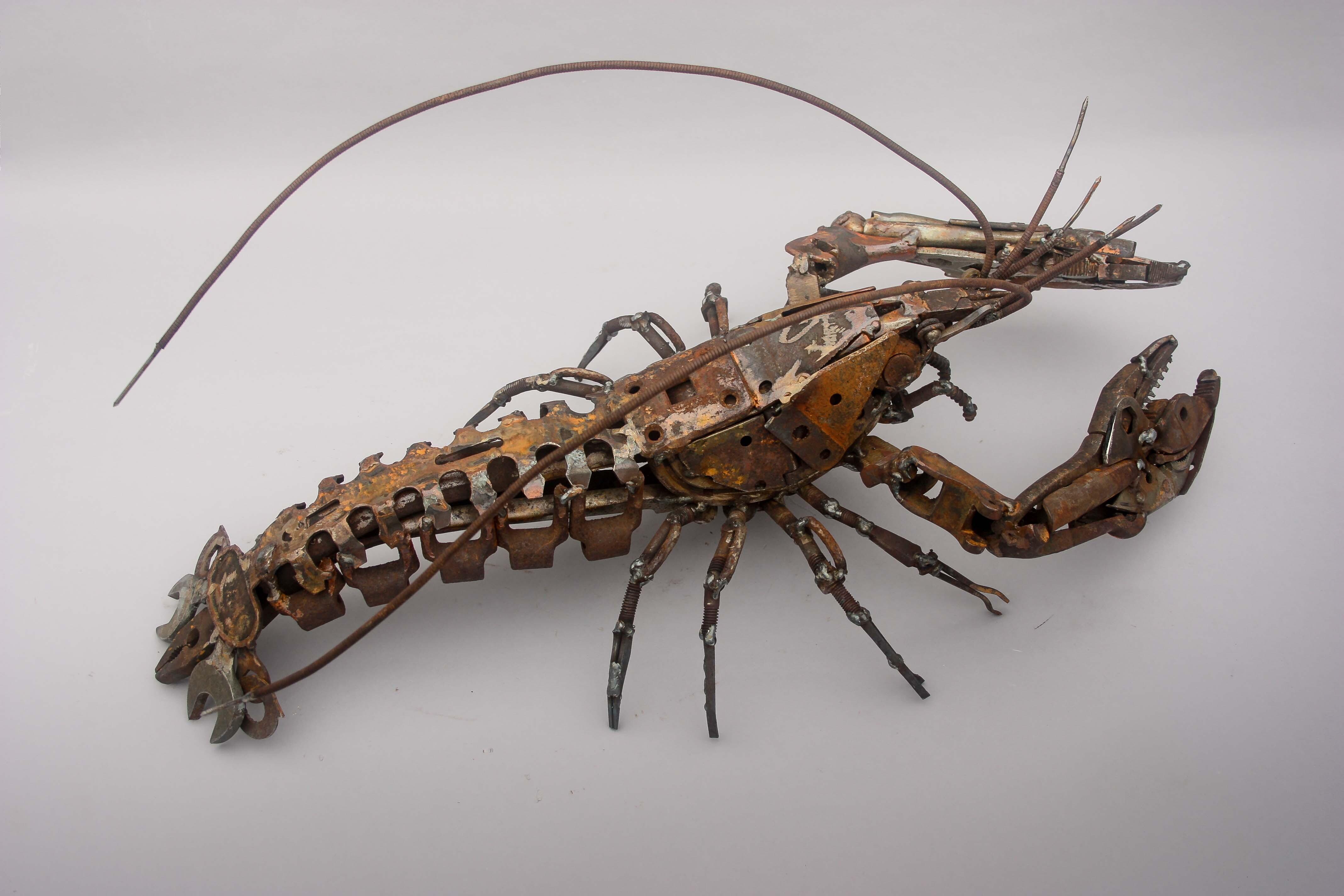 <p>Harriet Mead, Mole Grip Lobster</p>