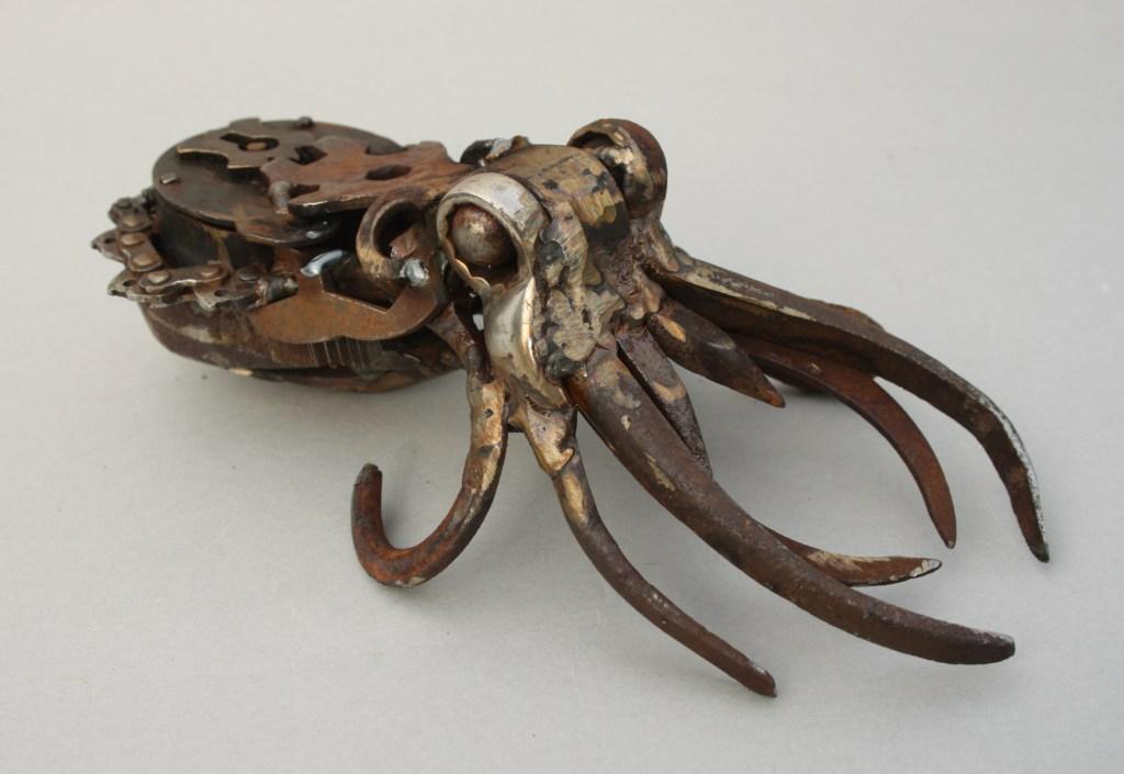 <p>Harriet Mead, Padlock Cuttlefish</p>
