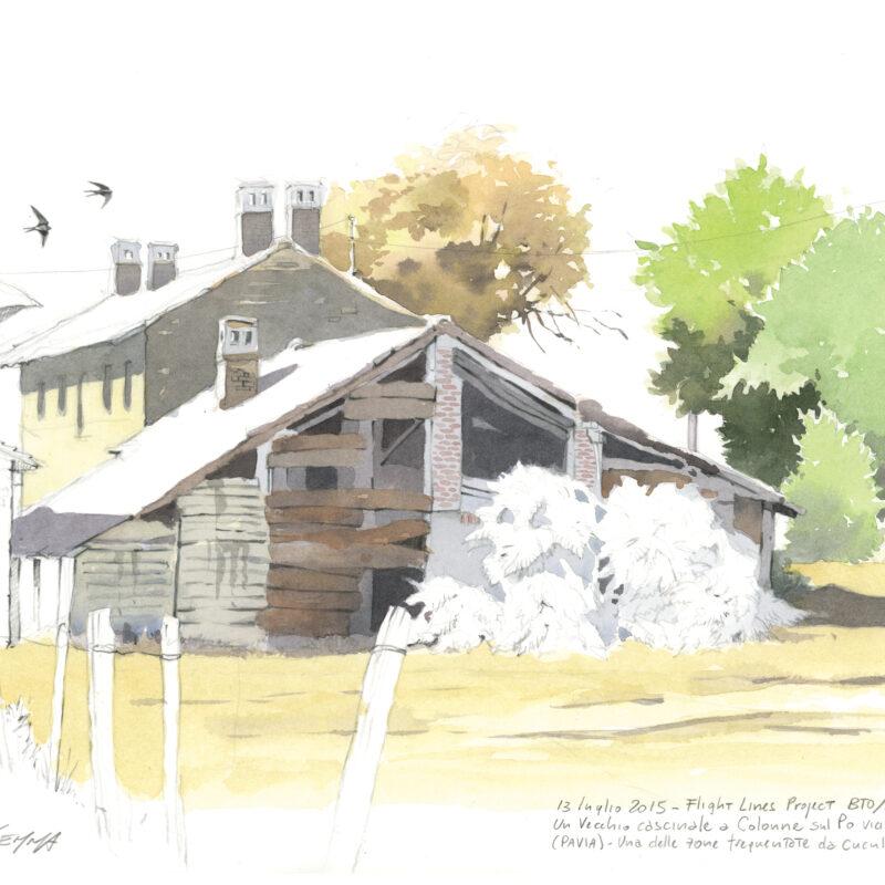 Old farmhouse, Federico GemmaFederico Gemma