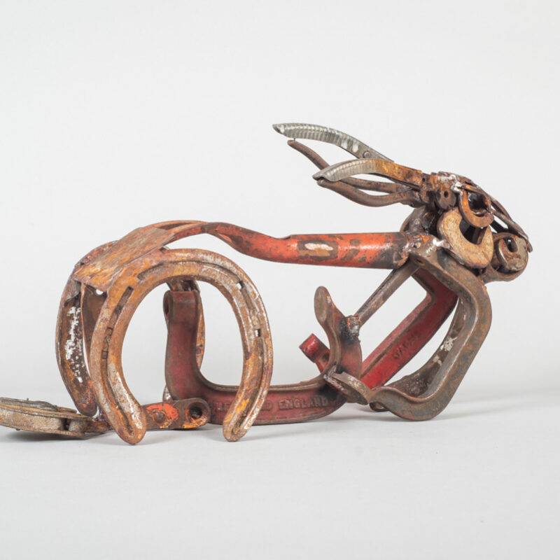 Red Hoe Hare by Harriet Mead