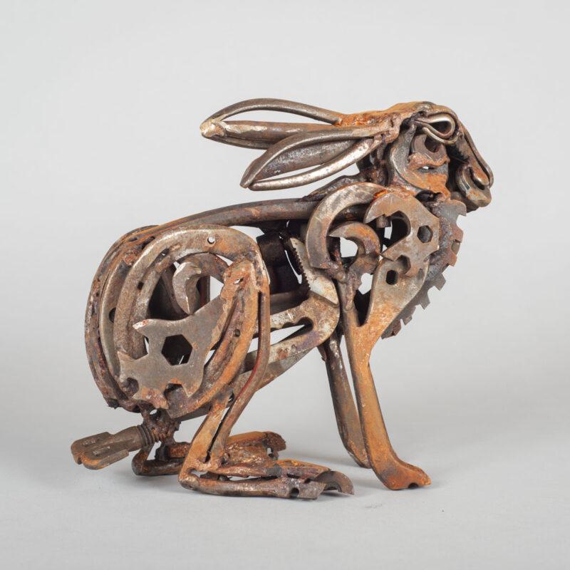 Quiet Hare by Harriet Mead