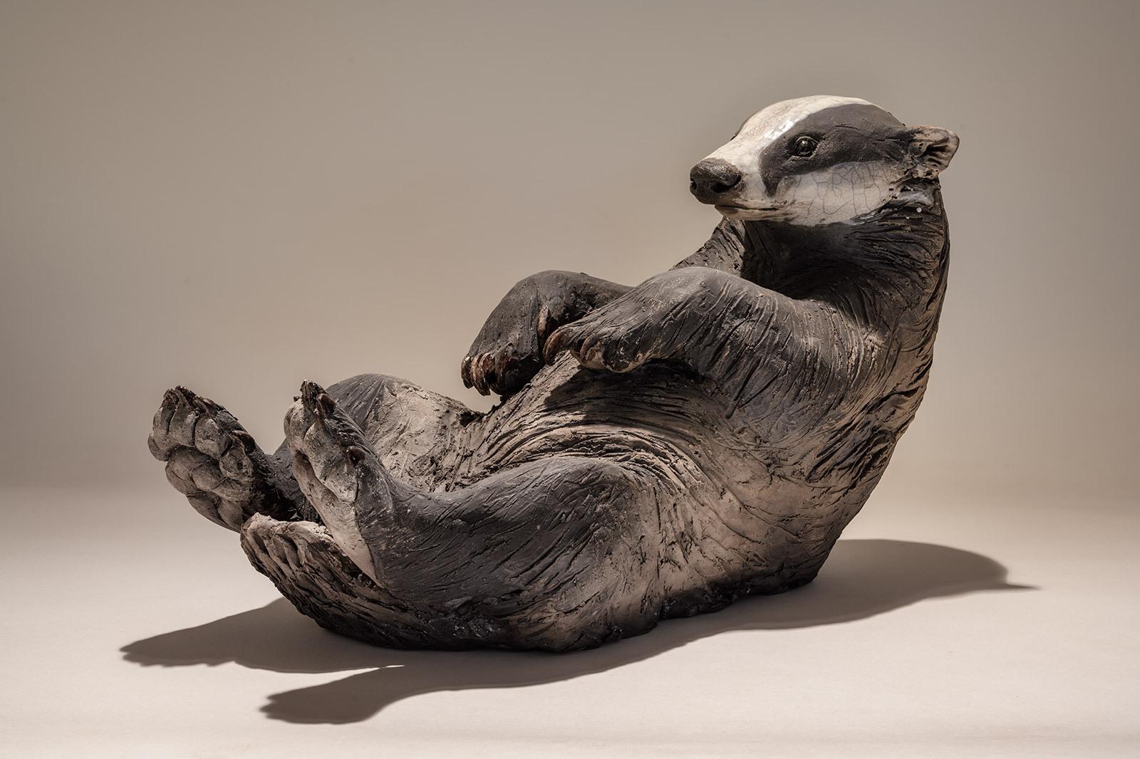 Badger by Nick Mackman