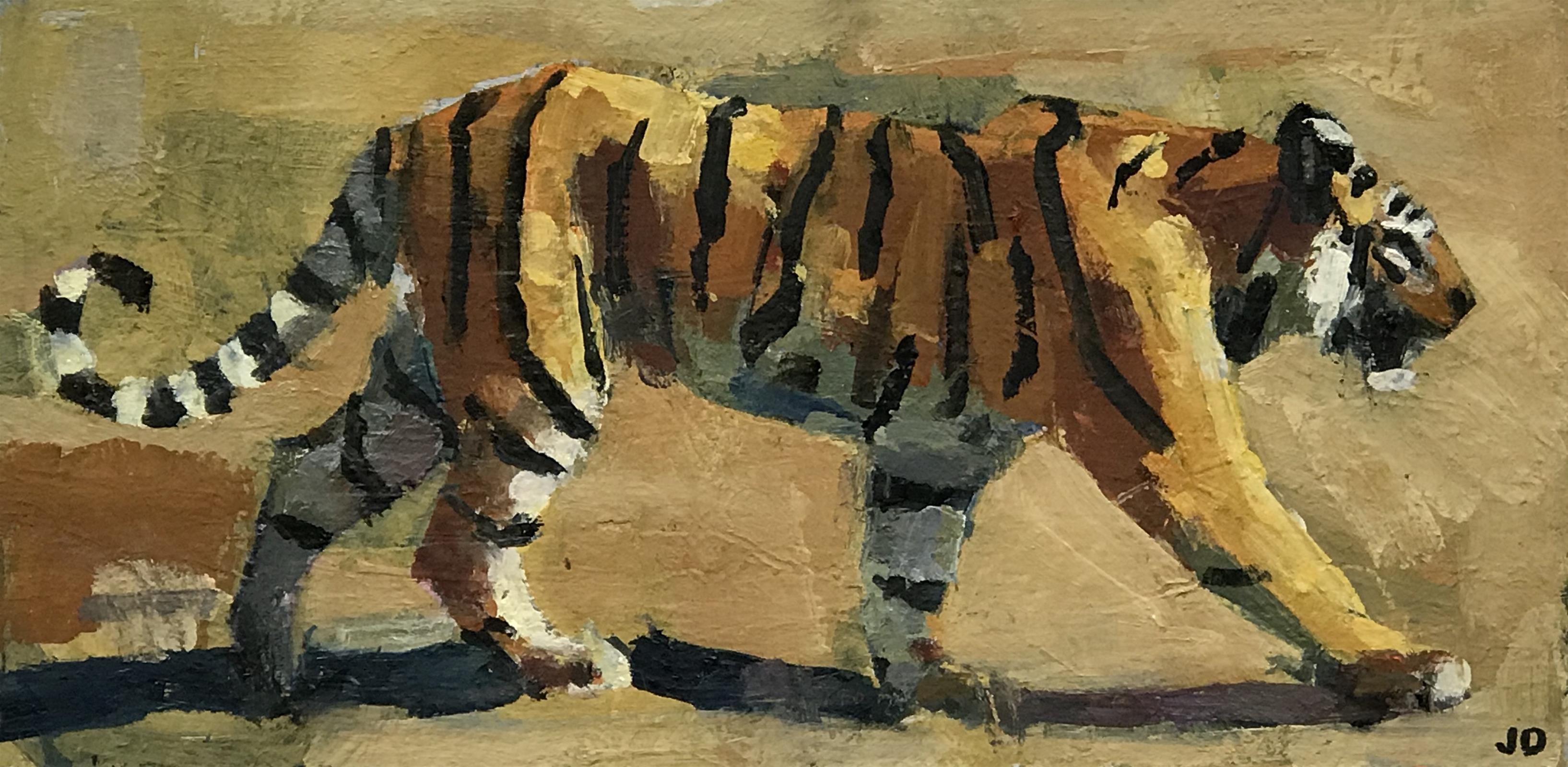 Tiger by John Dobbs