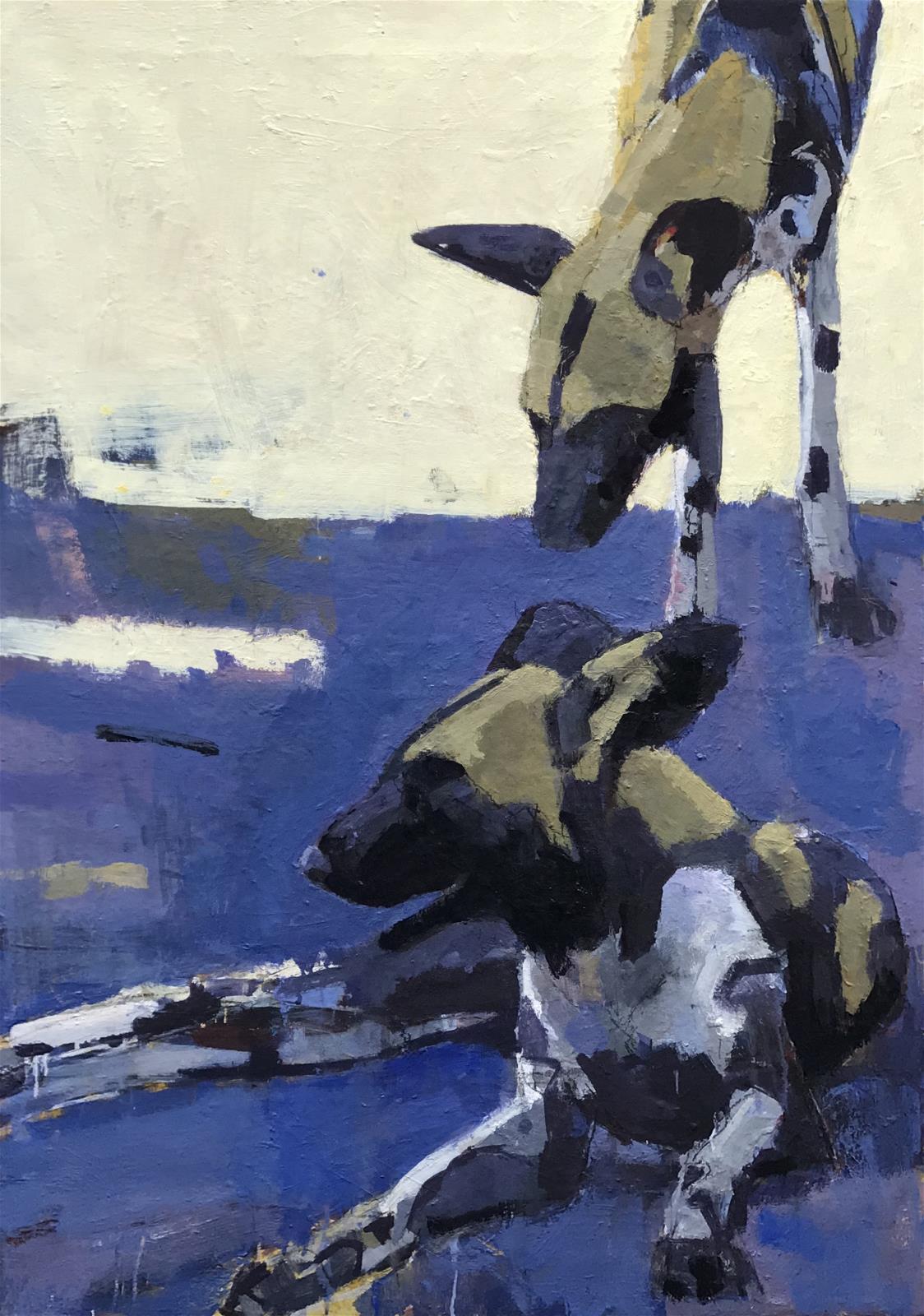 <p>Wild Dogs by John Dobbs</p>