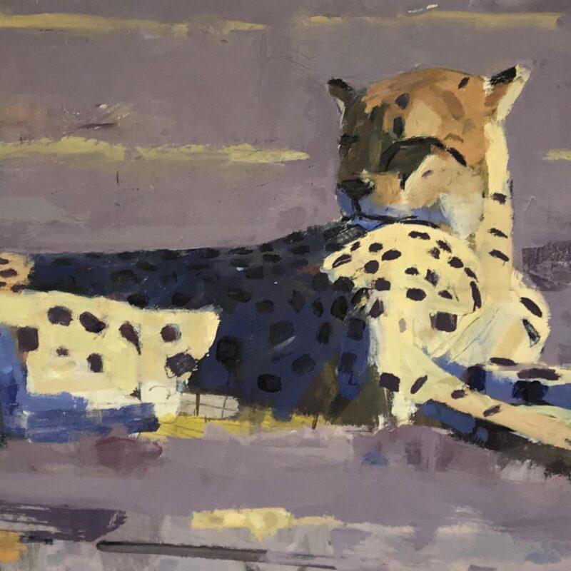 Cheetah by John Dobbs
