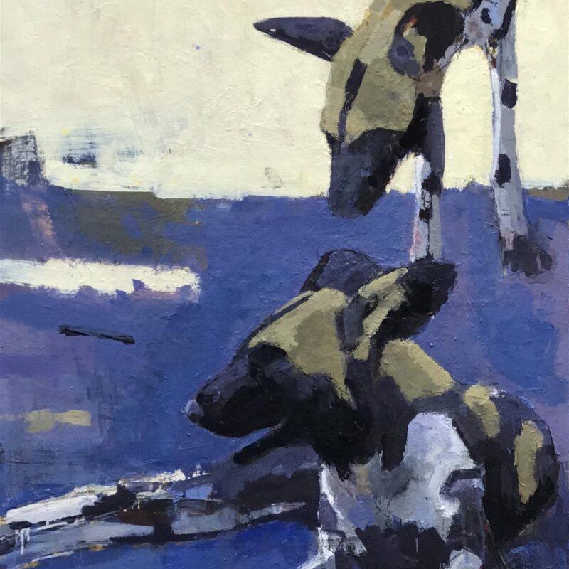 Wild Dogs by John Dobbs