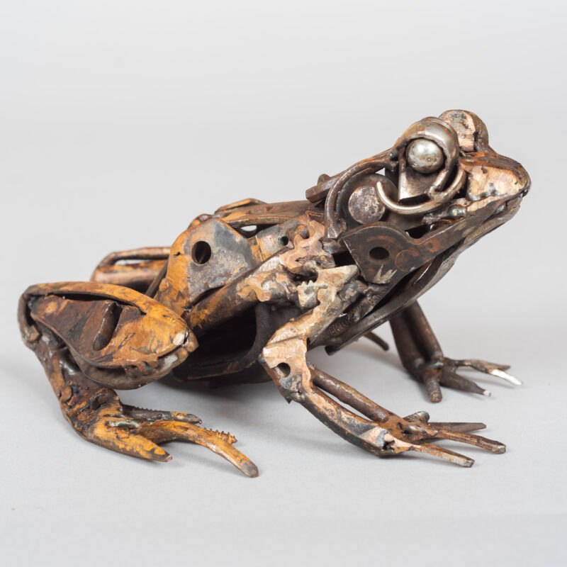 Spanner Frog by Harriet Mead