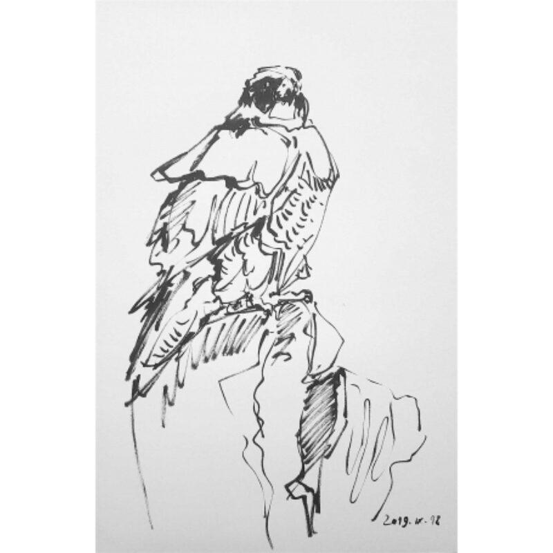 Peregrine I by Stefan Boensch